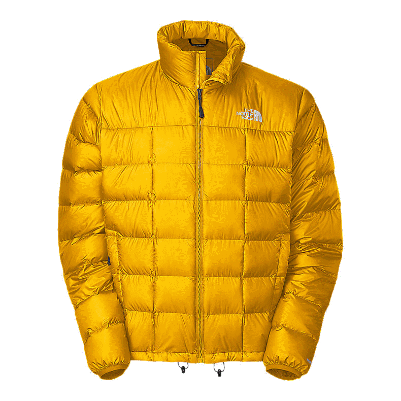 The North Face Men's Thunder Jacket - Leopard Yellow