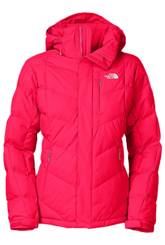 The North Face Women's Amore Down Jacket - Barberry Pink