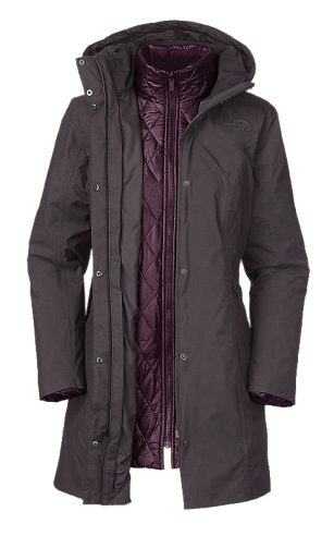The North Face Women's B Triclimate Jacket - Graphite Grey
