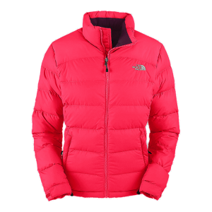 The North Face Women's Nuptse 2 Jacket - Teaberry Pink
